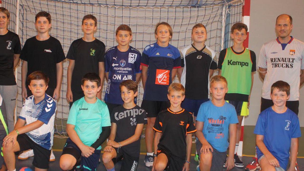 Charmes-sur-Rhône/St-Georges-les-Bains. Handball: l'entente ASCSG/HBGG a débuté
