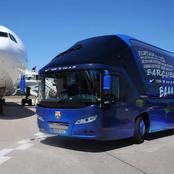 Top 20 European Football Clubs With The Best Buses (Photos)
