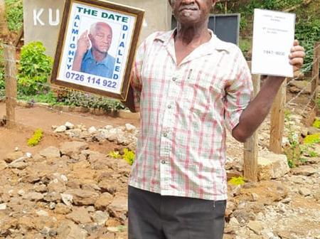 Murangá man digs grave to lower burial costs