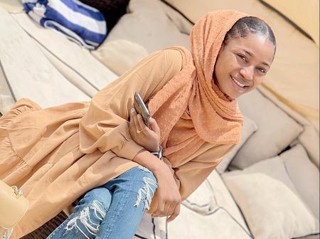 Beautiful Pictures of Maryam Yahaya