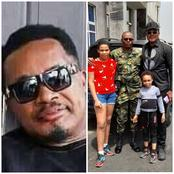 Actor Jerry Amilo Shows Off His Kids, Says,