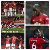 After Manchester United Won 4:1 Last Night, See What Pogba Did that Got People Talking