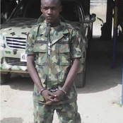 Nigerian Army Officer Apprehended For Supplying Weapons And Uniforms To Terrorists In Zamfara State