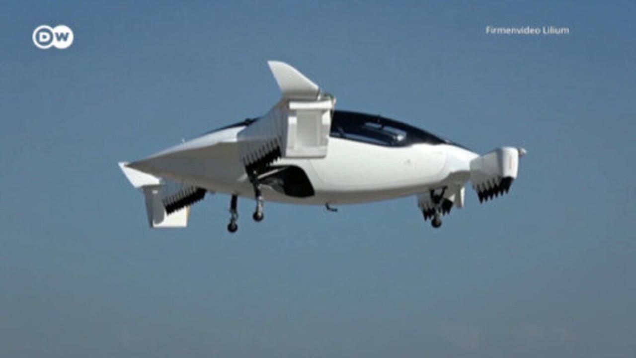 Lilium: Airtaxi oder Luftnummer?