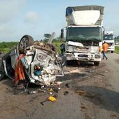 Grave accident de circulation sur l'autoroute du nord faisant des morts et blessés