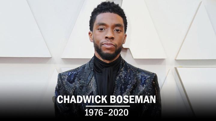 Chadwick Boseman  5ominds 5ominds