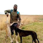 The PSL Star Who Is Also A Hunter [See Pics] - opinion