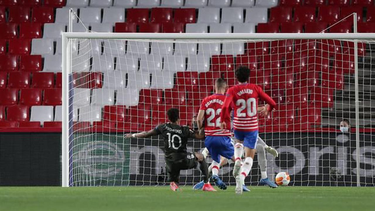 Granada 0-2 Man Utd: 5 talking points as clinical Red Devils take control of quarter-final