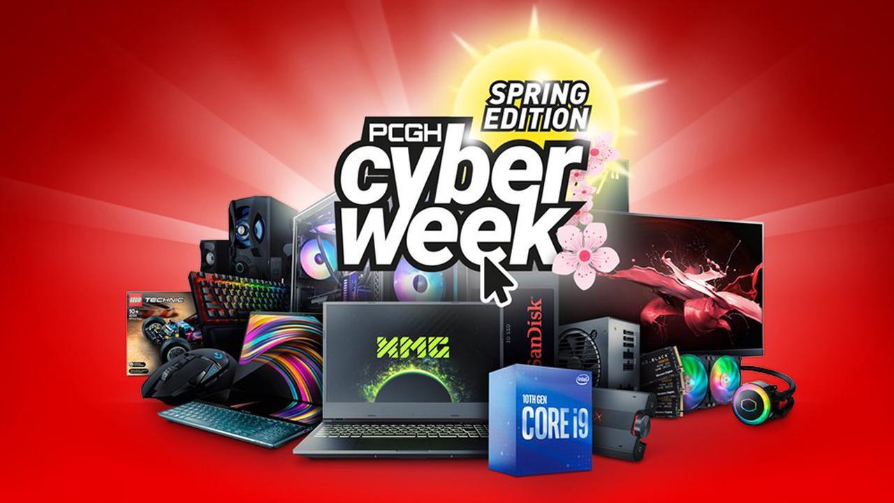 [ANZEIGE] Black Week: Bis zu 60% Rabatt auf Monitore, SSDs und mehr bei NBB