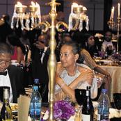 Mbalula is a blessed man, Meet his Beautiful wife together with him