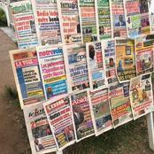 Titrologie du 4 mars 2021 : « Gbagbo s'invite dans la campagne qui finit aujourd'hui à minuit »