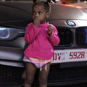 Kelvin Boy shows the world what he did for his daughter's birthday