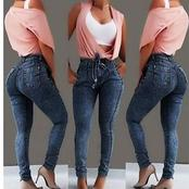 Best Style of Fashion Jeans for Ladies