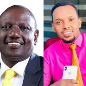 ODM Politician Reveals Call Conversation With William Ruto, Hints What Will Follow On Monday