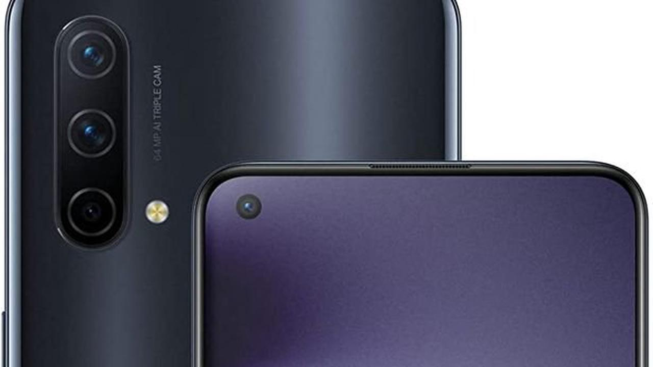 OnePlus Nord CE 4G smartphone pre orders open in the UK at Amazon