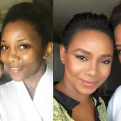 Photos: Who is more beautiful between Genevieve Nnaji and Mercy Aigbe's daughters?