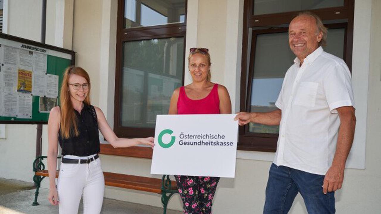"Initiative: Im ""gesunden Dorf"" in Jennersdorf"