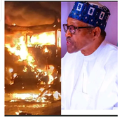 Headline News: Fire out Break in Aso Rock, Fulani Herdsmen Stabbed One Boy Over Missing Cow