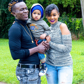 Check Out Cute Photos Of Willy Paul's Baby Mama