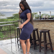 Socialite Corazon Kwamboka Hints at Going Through a Breakup After Posting This.