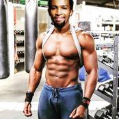 """Six Packs Zimeenda Shule"" Netizens Tells Pascal Tokodi After Sharing This Photo"