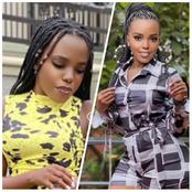 Fabulous 5 - Ugandan model slays in 5 exciting costumes and she's gorgeous (PHOTOS)