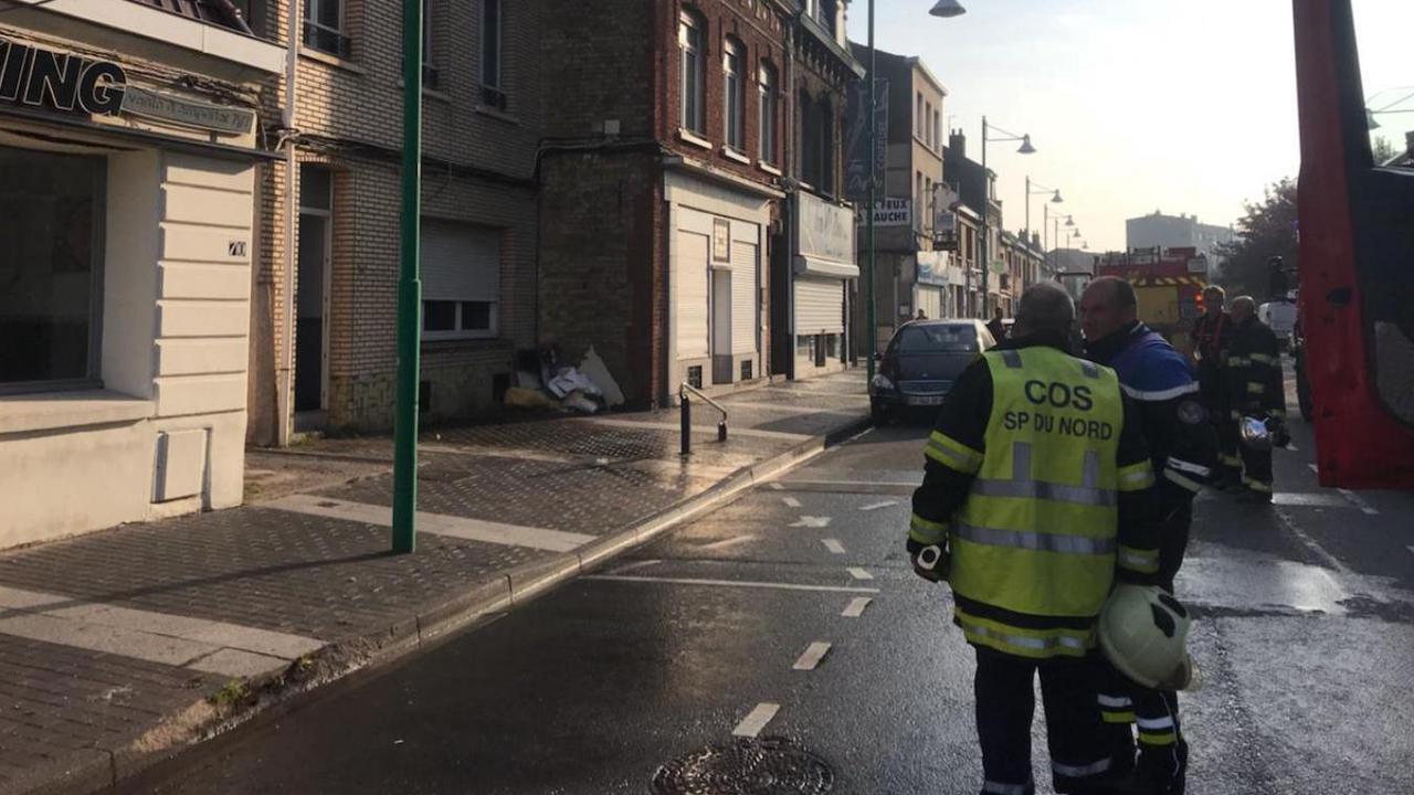 Saint-Pol-sur-Mer: feu de cuisine au troisième étage d'un immeuble