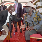 Ruto Predicts a Rough 2022's Presidential Race With Raila as His Main Competitor