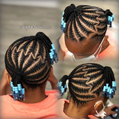 Mummies, Checkout These Fabulous Hairstyles For Your Kids To Rock