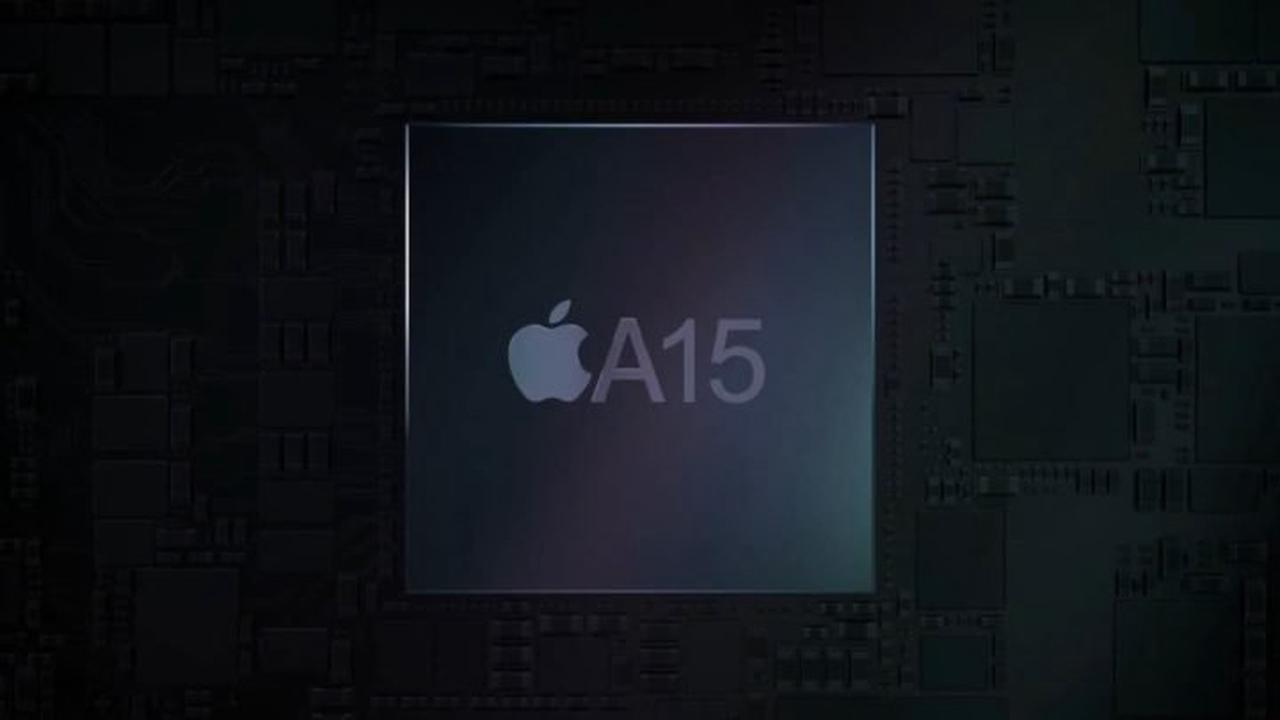 Apple aura commandé plus de 100 millions de puces A15 Bionic à TSMC