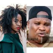 is Nonka from Uzalo is dating an Old Maskandi singer?