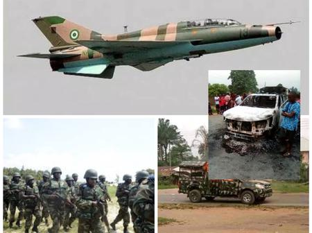 Open Letter To All South-East Governors: Request For Deployment Of Military Aircrafts In Your States