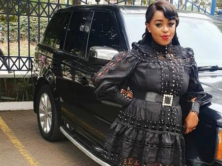 I chase men but I don't get chased, Lillian Muli talks
