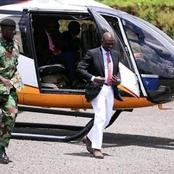 Where Ruto Will Be Touring Tomorrow After Todays Entry in Meru County