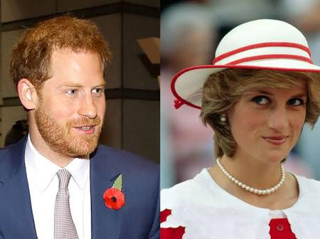 Prince Harry Reveals Sensitive Information About His Mother, Princess Diana
