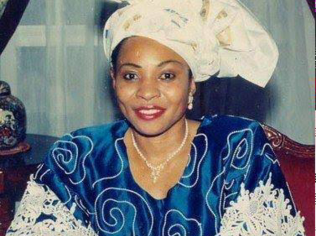 Who remembers the Legendary Vera Ifudu, A Former News Anchor at NTA