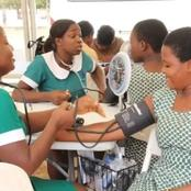 Good News for all Health workers in Ghana as Government makes big announcement