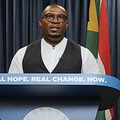 ANC calls on suspension to Bonginkosi Madikizela