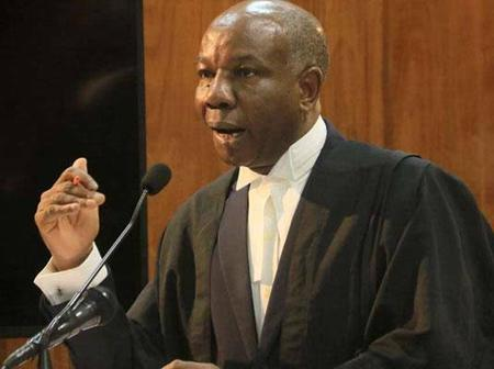 Fred Ngatia Claimed As The New Chief Justice In The Country, Told To Do This By Raila Odinga's Ally