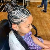 Check out these cute hairstyles for African kids