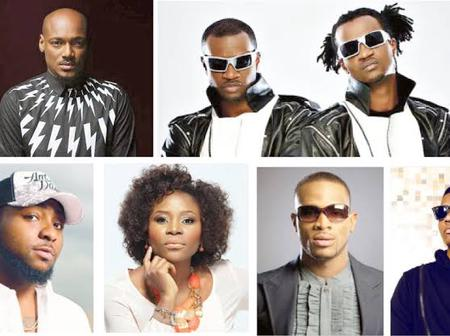 Opinion: Names of Nigerian Musicians that Match With American Artistes