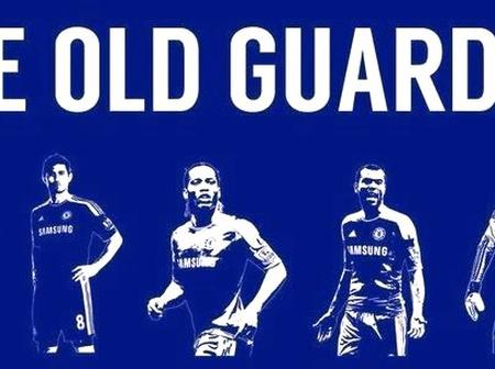 The Old Guard of Chelsea: Players Chelsea board and fans will never forget