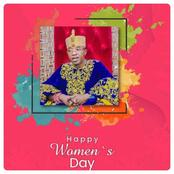 Oluwo Of Iwo Celebrated Women's Day, Read His Messages To All Women.