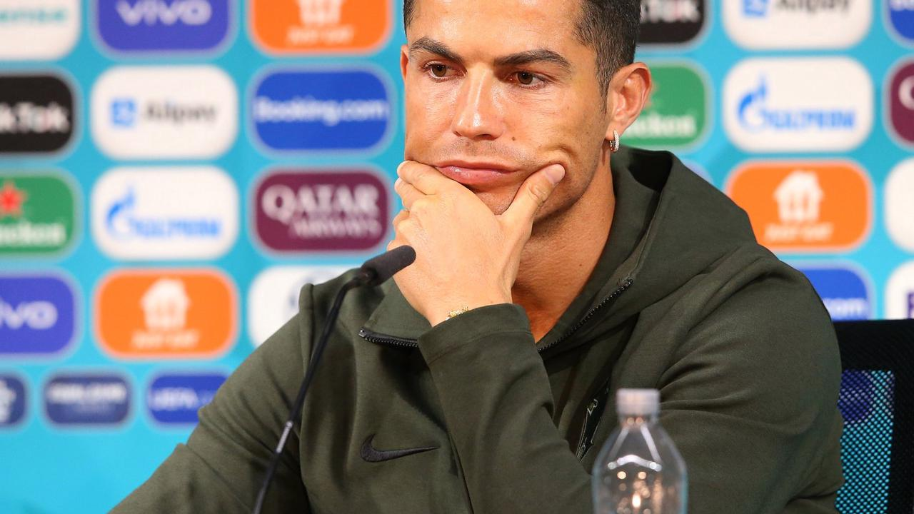 Ronaldo refuses to rule out Utd return & 'whatever comes will be for the best'