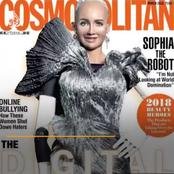 Meet Sophia, An Android Robot That Interacts With People