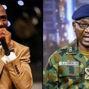 Meet Pastor Paul Eneche's Brother Who Is A Major General In The Nigerian Army