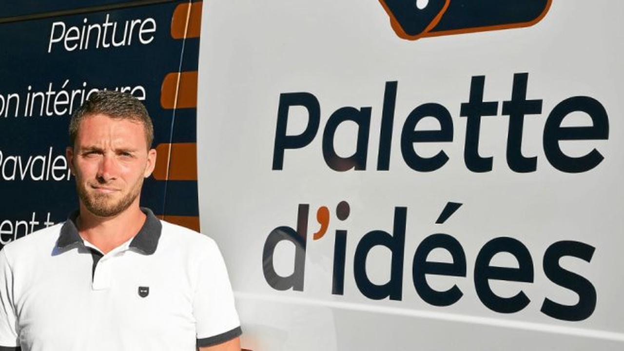 Anthony Bihanic, nouvel artisan peintre en bâtiment à Plabennec