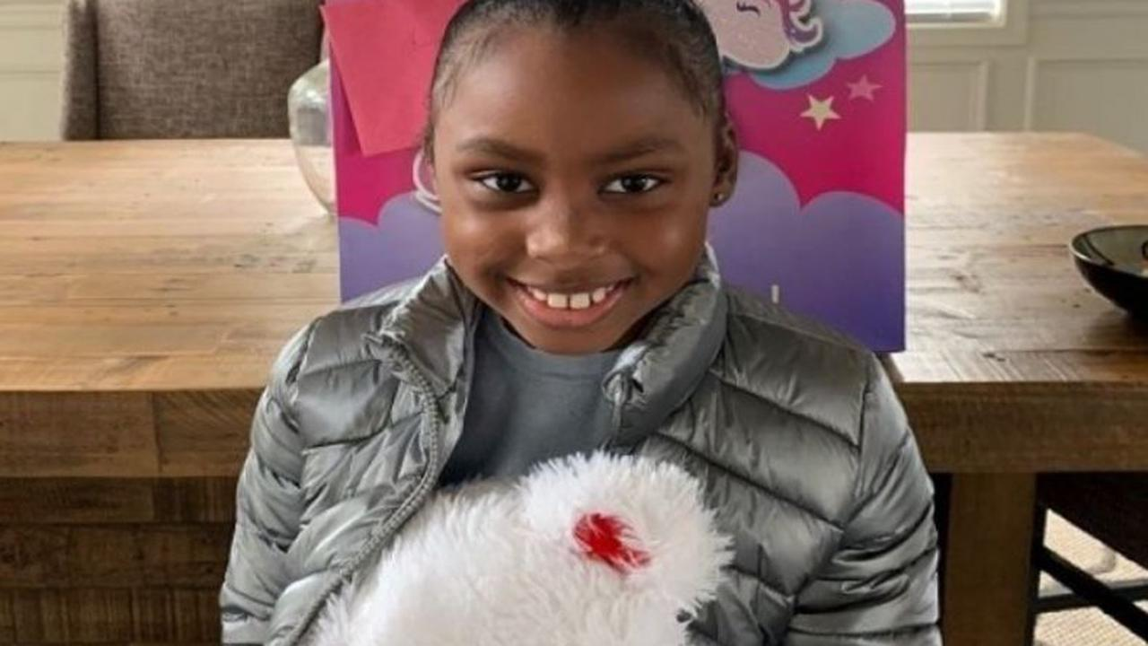 Georgia Girl, 7, Killed by Stray Bullet on Family Christmas Shopping Trip