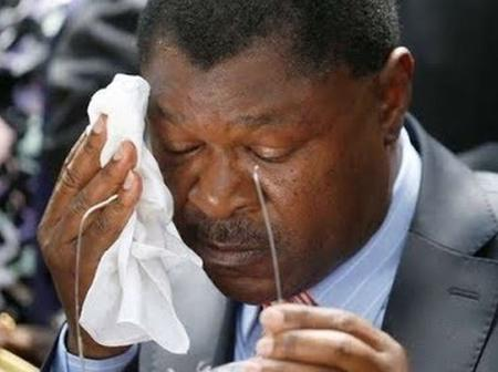 Moses Wetangula Mourns Death of Nairobi Politician Ibrahim Jonny
