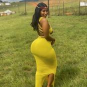 Mzansi Blessed With Curvy Beautiful Women |See Images For Your Self